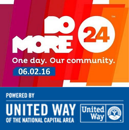 Do More 24 One Day. Our Community do-more-24-june-2-2016