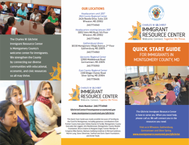 Gilchrist Center Quick Start Guide - English