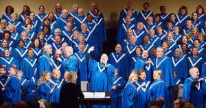 National Christian Choir fundraiser